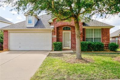 Mansfield Single Family Home For Sale: 2605 Hardwood Trail