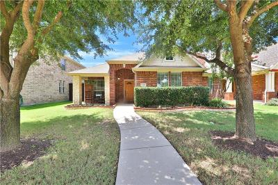 Frisco Single Family Home For Sale: 13607 Mill Town Drive