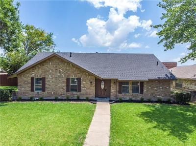 Richardson Single Family Home For Sale: 1307 Buckingham Place