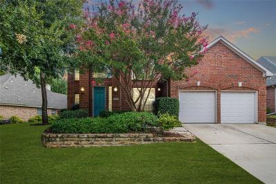 Flower Mound Single Family Home For Sale: 3204 Furlong Drive W