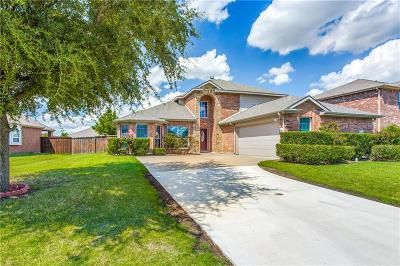 Forney Single Family Home For Sale: 2136 Pecan Ridge Drive