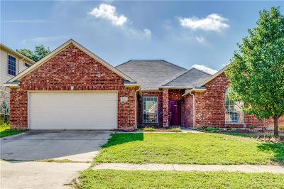 Arlington Single Family Home For Sale: 7507 Quail Springs Drive