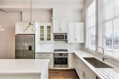 Dallas Townhouse For Sale: 4630 New Water Lane