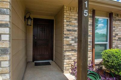 Allen Single Family Home For Sale: 715 Roaming Road Drive