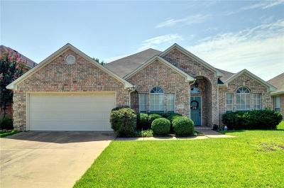 Haltom City Single Family Home Active Option Contract: 5893 Echo Bluff Drive