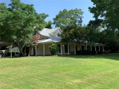 Edom Single Family Home For Sale: 9757 Fm 314