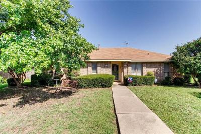 Flower Mound Single Family Home For Sale: 912 Edgefield Trail