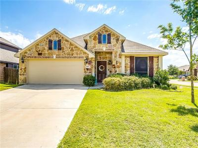 Burleson Single Family Home Active Option Contract: 806 Graham Drive