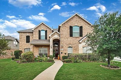 Denton Single Family Home Active Option Contract: 7500 Barrymore Road