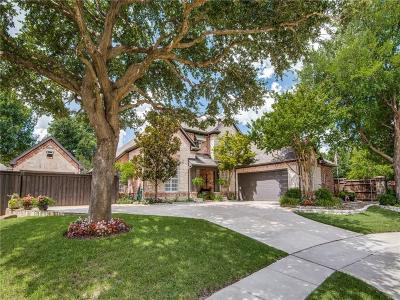 McKinney Single Family Home For Sale: 2913 Dove Court