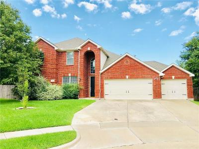 Fort Worth Single Family Home For Sale: 5129 Comstock Circle