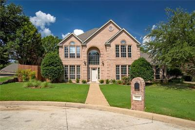 Mira Vista, Mira Vista Add, Trinity Heights, Meadows West, Meadows West Add, Bellaire Park, Bellaire Park North Single Family Home For Sale: 5054 Highland Meadow Drive