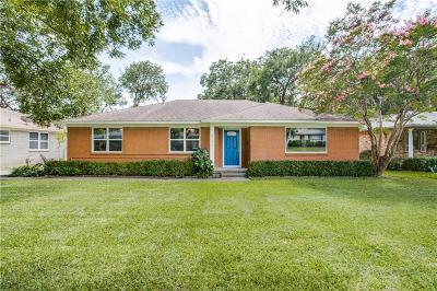 Dallas Single Family Home For Sale: 8344 Stony Creek Drive
