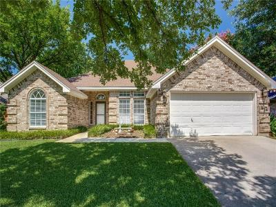 North Richland Hills Single Family Home For Sale: 7009 Timberlane Drive