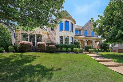 Allen Single Family Home Active Option Contract: 1323 Comal Drive