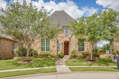 Allen Single Family Home For Sale: 2361 Palazzo Lane