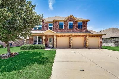 Waxahachie Single Family Home For Sale: 123 Pinto Drive