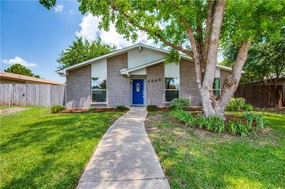 The Colony Single Family Home For Sale: 5049 Shannon Drive