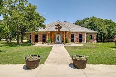 Kaufman Single Family Home For Sale: 1266 Country Bend Drive