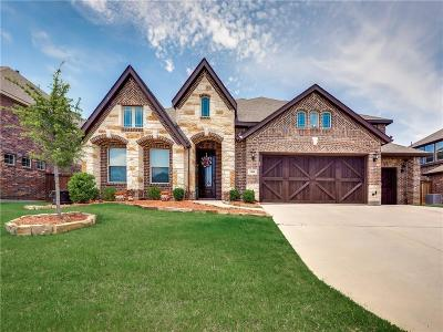 Wylie Single Family Home For Sale: 909 Birchwood Drive