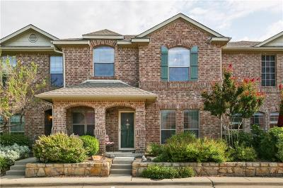McKinney Townhouse For Sale: 575 S Virginia Hills Drive #505