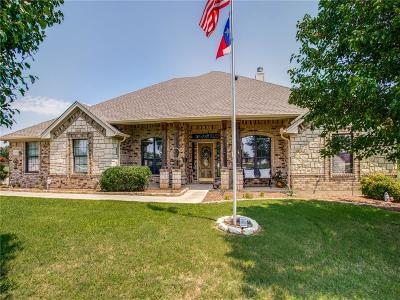 Fort Worth Single Family Home For Sale: 2608 Comanche Moon Drive