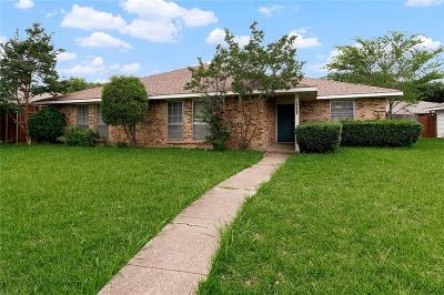 Garland Single Family Home For Sale: 4617 Elderberry Drive