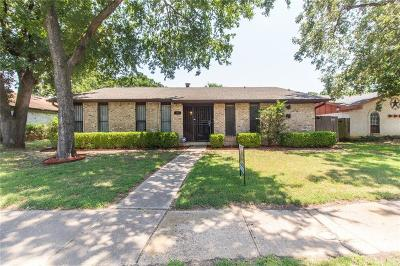 Dallas Single Family Home For Sale: 730 N Pleasant Woods Drive