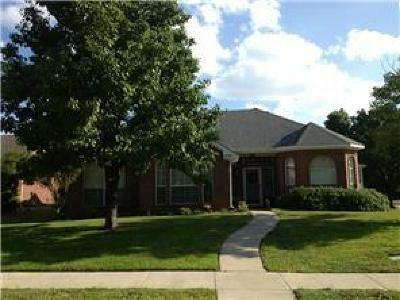 Lewisville Residential Lease For Lease: 1658 Glenmore Drive