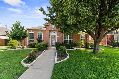Rockwall Single Family Home Active Option Contract: 2430 Daybreak Drive
