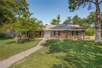 Single Family Home For Sale: 3815 Kimball Ridge Circle