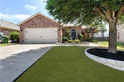 Forney Single Family Home Active Option Contract: 1024 Weeson Road