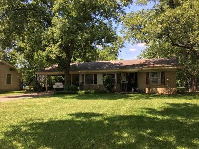 Terrell Single Family Home For Sale: 114 Oak Drive