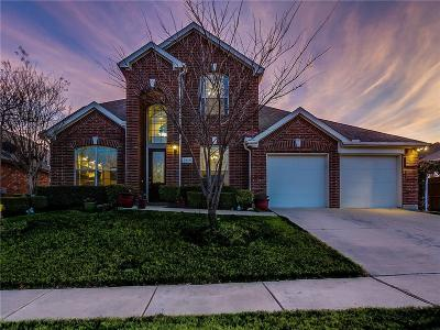 Fort Worth Single Family Home For Sale: 2932 Sawtimber Trail