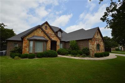 Weatherford Single Family Home For Sale: 114 Oakwood Creek Lane