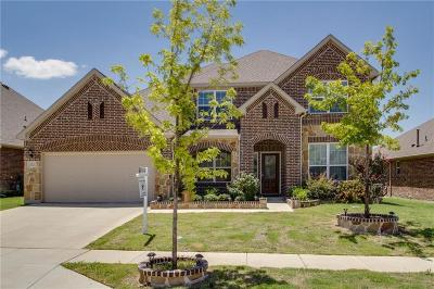 Fort Worth Single Family Home For Sale: 1912 Chiford Lane