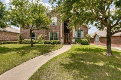Rockwall Single Family Home For Sale: 959 Dogwood Lane