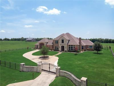 Rockwall Single Family Home For Sale: 2705 Rolling Meadows Drive