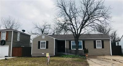 Single Family Home For Sale: 1718 Glenfield Avenue