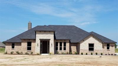 Weatherford Single Family Home For Sale: 129 Katy Ranch Rd