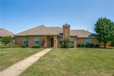 Sachse Single Family Home For Sale: 4409 Hunters Ridge Drive