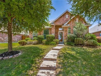 Allen Single Family Home For Sale: 1507 Heather Brook Drive
