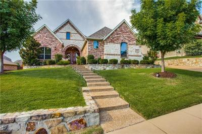 Allen Single Family Home For Sale: 1510 Cayman Drive
