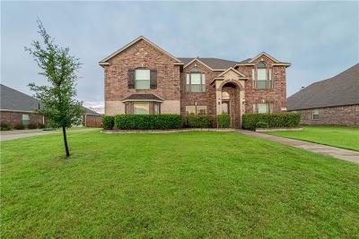 Single Family Home For Sale: 1617 Diamond Back Lane