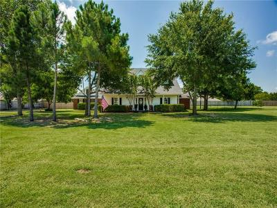 Royse City Single Family Home For Sale: 2661 Fm 35