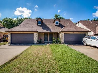 North Richland Hills Residential Lease For Lease: 7716 Sable Lane