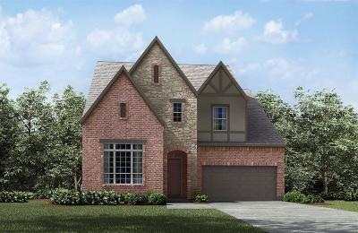 Flower Mound Single Family Home For Sale: 11504 Misty Ridge Drive