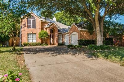 McKinney Single Family Home For Sale: 2704 Summerwood Court