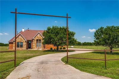 McKinney Single Family Home For Sale: 6171 County Road 1060