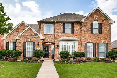 Keller Single Family Home For Sale: 2803 Countryside Trail